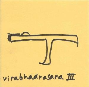 virabhadrasana III