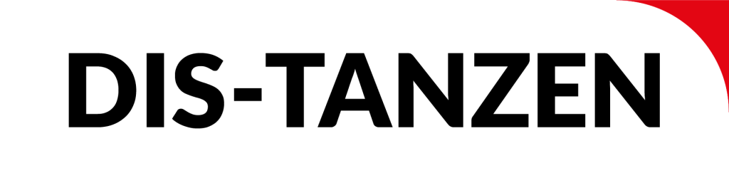 This image has an empty alt attribute; its file name is dis-tanzen_logo.png